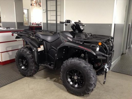 2018 Yamaha Kodiak 700 EPS SE Photo 1 of 4