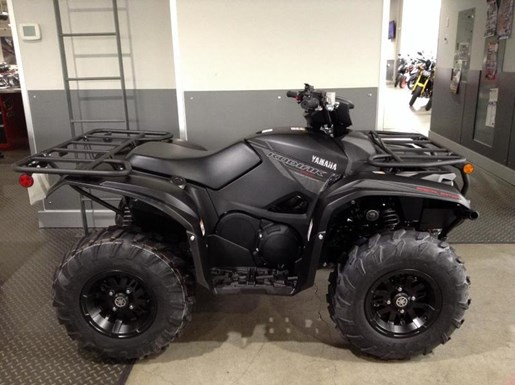 2018 Yamaha Kodiak 700 EPS SE Photo 2 of 4