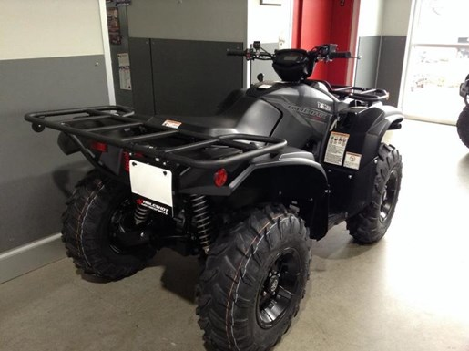 2018 Yamaha Kodiak 700 EPS SE Photo 4 of 4