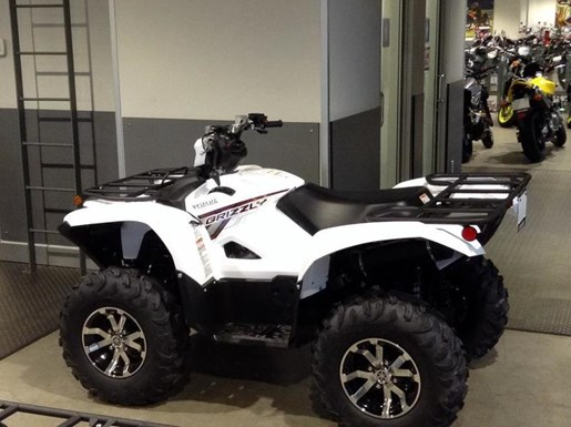 2018 Yamaha Grizzly EPS Photo 2 of 4