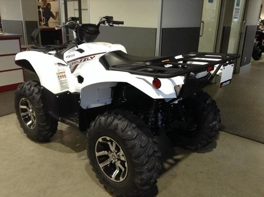 2018 Yamaha Grizzly EPS Photo 3 of 4