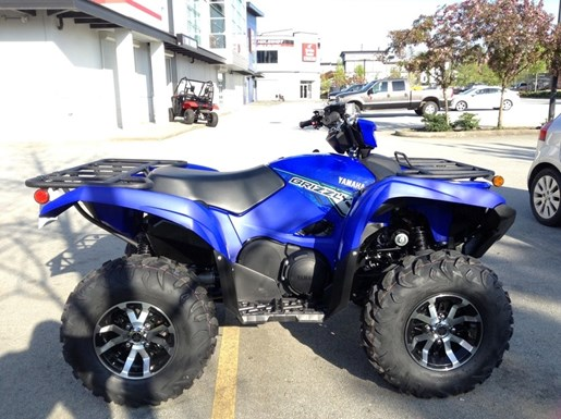 2018 Yamaha Grizzly EPS Photo 3 of 5