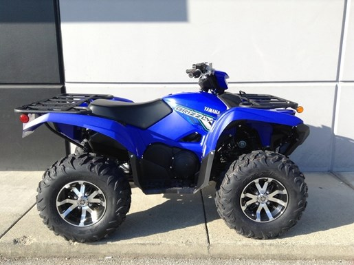 2018 Yamaha Grizzly EPS Photo 4 of 5