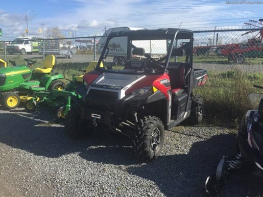 2015 Polaris 900 XP EPS Photo 1 of 2