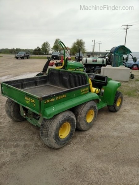 0 John Deere 6X4 Gator Photo 4 of 10