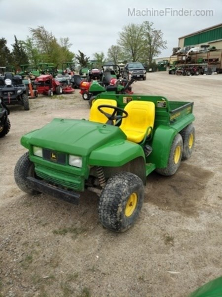 0 John Deere 6X4 Gator Photo 5 of 10