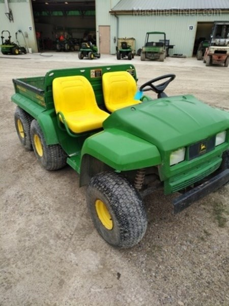 0 John Deere 6X4 Gator Photo 6 of 10