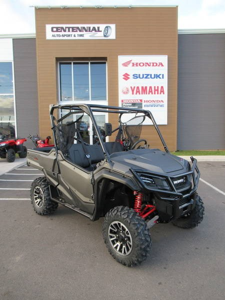 2018 Honda Pioneer 1000 Deluxe LE Photo 1 of 13