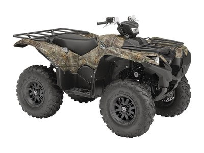 2018 Yamaha Grizzly EPS Realtree® Xtra™ Camouflage ( Photo 1 of 1