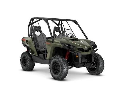 2018 Can-Am Commander™ DPS™ 800R Photo 1 of 1