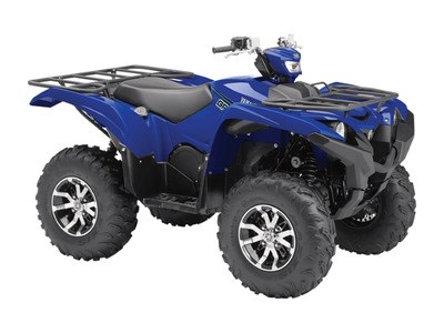 2018 Yamaha Grizzly EPS Photo 1 of 1