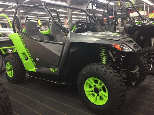 2018 Textron Off Road Wildcat Trail LTD Photo 1 sur 3