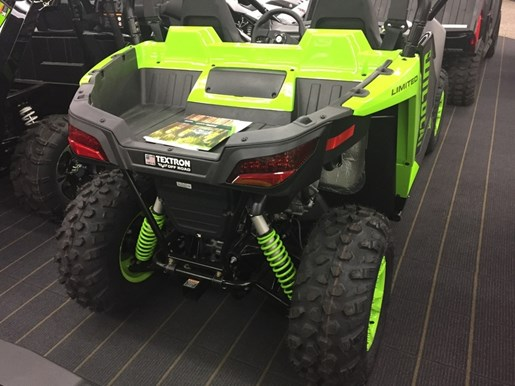 2018 Textron Off Road Wildcat Trail LTD Photo 3 sur 3