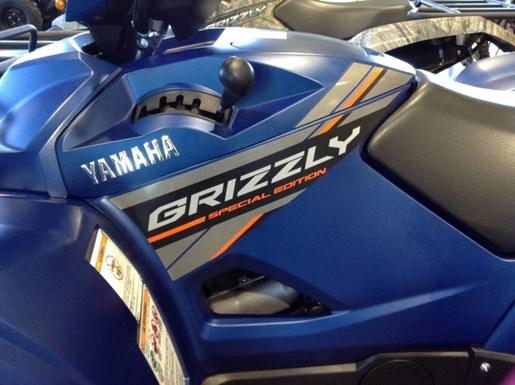 2019 Yamaha Grizzly EPS SE Photo 5 of 7