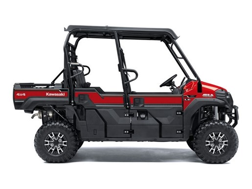 2018 Kawasaki Mule Pro-FXT™ EPS LE Photo 2 of 6