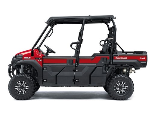 2018 Kawasaki Mule Pro-FXT™ EPS LE Photo 3 of 6