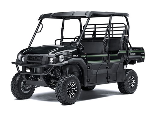2018 Kawasaki Mule Pro-FXT™ EPS LE Photo 4 of 6