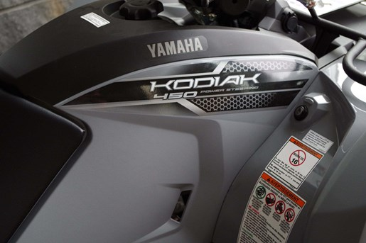 2018 Yamaha Kodiak 450 EPS Photo 6 of 6