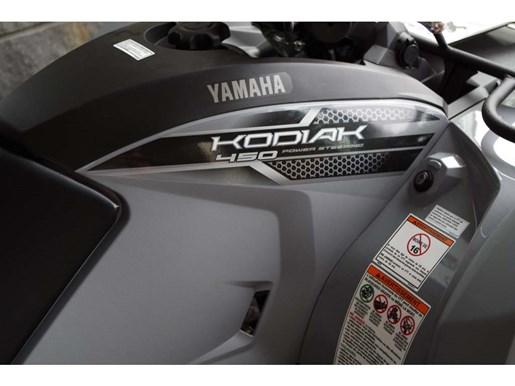 2018 Yamaha Kodiak 450 EPS SE Photo 5 of 6