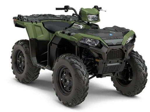 2018 Polaris SPORTSMAN 850 INDY RED Photo 4 of 9