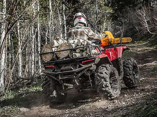 2018 Polaris SPORTSMAN 850 INDY RED Photo 8 of 9