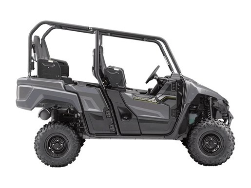 2018 Yamaha Wolverine X4 EPS Dark Gray Photo 1 of 1