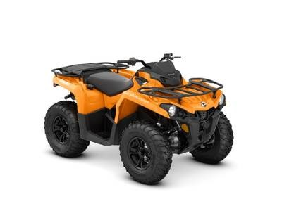 2018 Can-Am Outlander™ DPS™ 450 Photo 1 of 1