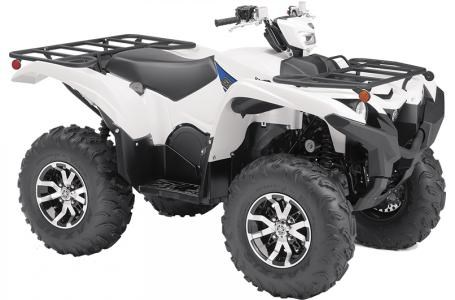 2019 Yamaha Grizzly EPS Photo 4 sur 4