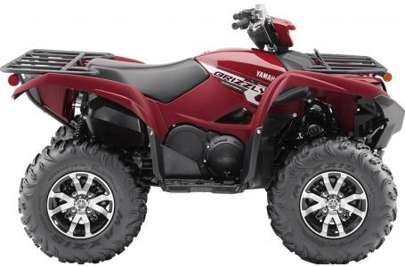 2019 Yamaha Grizzly EPS Photo 3 sur 4