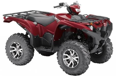 2019 Yamaha Grizzly EPS Photo 2 sur 4