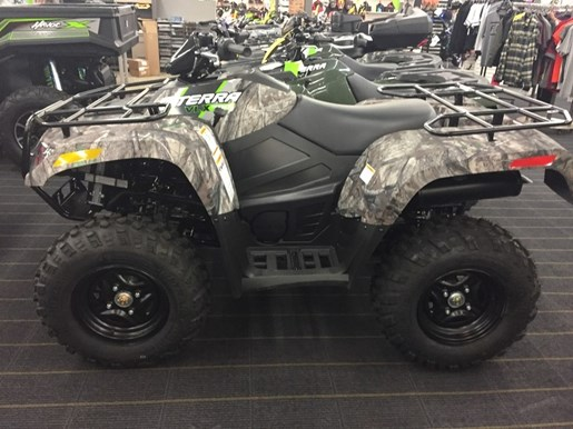 2018 Textron Off Road Alterra VLX 700 EPS TrueTimber HTC Fall Photo 1 of 3