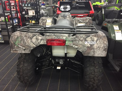 2018 Textron Off Road Alterra VLX 700 EPS TrueTimber HTC Fall Photo 2 of 3