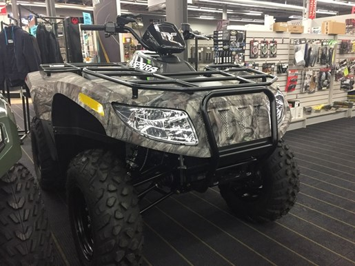 2018 Textron Off Road Alterra VLX 700 EPS TrueTimber HTC Fall Photo 3 of 3