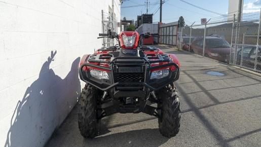2018 Honda TRX500 Rubicon IRS EPS Photo 2 of 4