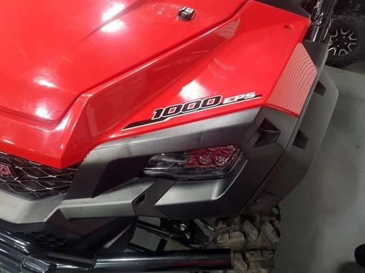 2018 Honda Pioneer 1000-5 EPS Photo 3 of 9