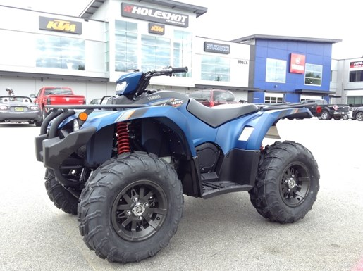 2019 Yamaha Kodiak 450 EPS SE Photo 3 of 4