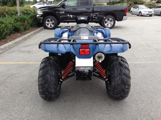 2019 Yamaha Kodiak 450 EPS SE Photo 4 of 4