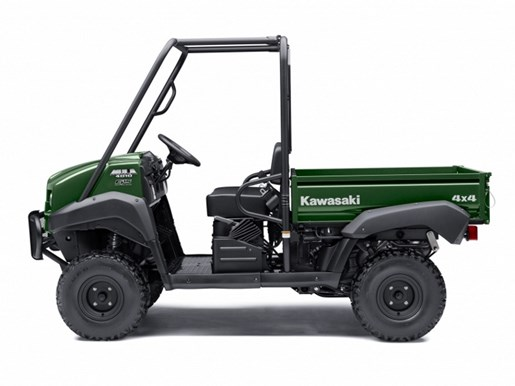 2019 Kawasaki Mule 4010 4X4 Photo 2 of 3