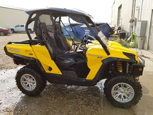 2012 Can-Am Commander™ XT™ 1000 Photo 1 of 3