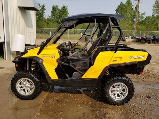 2012 Can-Am Commander™ XT™ 1000 Photo 2 of 3