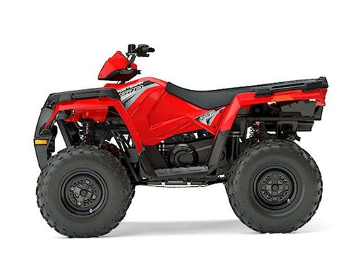 2018 Polaris SPORTSMAN 570 EPS INDY RED Photo 2 of 3