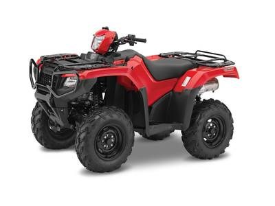 2019 Honda TRX500 Rubicon DCT IRS EPS Photo 1 of 1