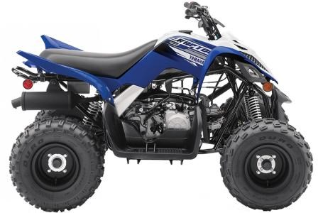 2019 Yamaha Raptor 90 Photo 1 of 4