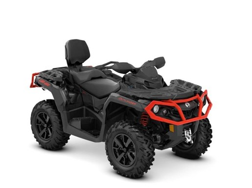 2019 Can-Am Outlander™ MAX XT™ 650 Photo 1 of 2