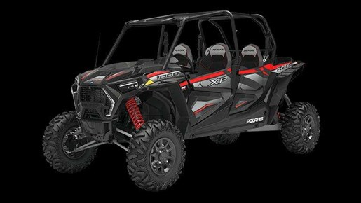 2019 Polaris RZR XP 4 1000 RIDE COMMAND BLACK / 73$/sem Photo 1 of 4