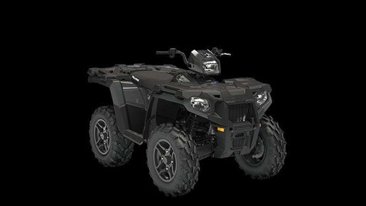 2019 Polaris SPORTSMAN 570 GREY Photo 1 of 4