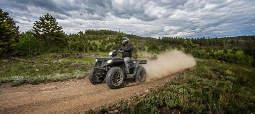 2019 Polaris SPORTSMAN 570 GREY Photo 2 of 4