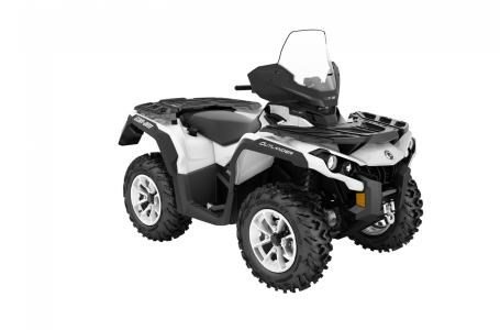 2018 Can-Am OUTLANDER 650 NORTH Photo 1 of 1
