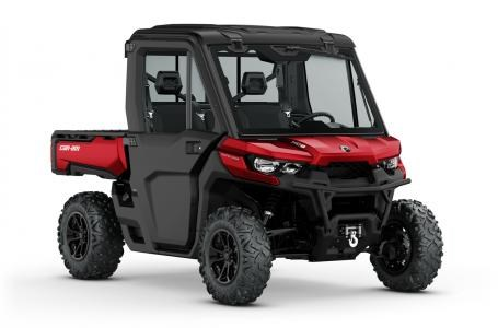 2018 Can-Am DEFENDER XT CAB HD8 Photo 1 of 1