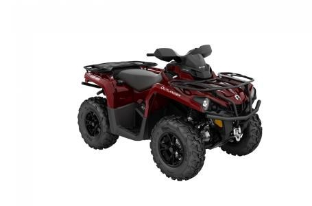 2018 Can-Am XT 570 Photo 1 of 1